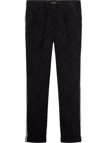 Maison Scotch Clean Jacquard Chino