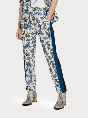 Maison Scotch Side Panel Trousers