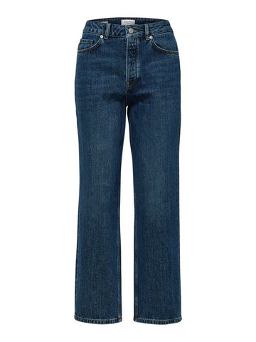 Selected Femme Kate High Waist Jeans