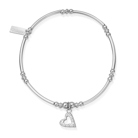 ChloBo Valentine Bracelet (FREE with ChloBo hearts purchase over £75)