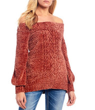 Load image into Gallery viewer, Miss Me Eye Catcher Sweater