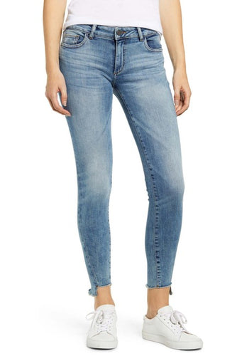 DL1961 Emma Low Rise Skinny in Clairborne