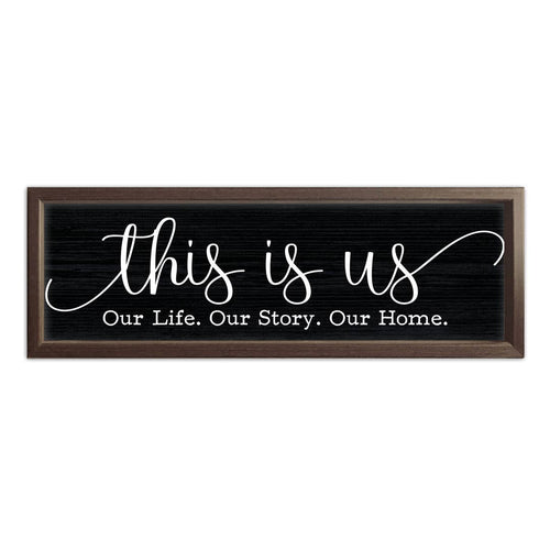 This Is Us | Wood Sign