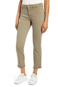 DL1961 Mara Ankle High Rise Straight Jean in Palmdale