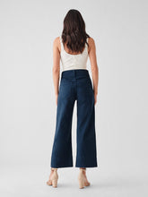 Load image into Gallery viewer, DL1961 Hepburn High Rise Wide Leg in Sailor