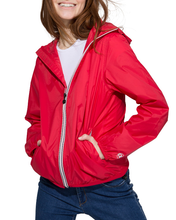 Load image into Gallery viewer, O8lifestyle Sloane - Rogue Full Zip Packable Rain Jacket