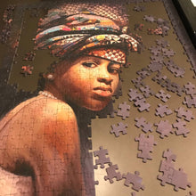 Load image into Gallery viewer, Ankara and Beauty 500 Piece Jigsaw Puzzle