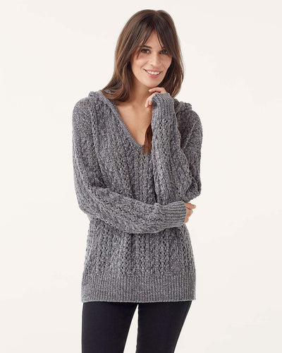 Splendid Cedar Ridge Hooded Pullover