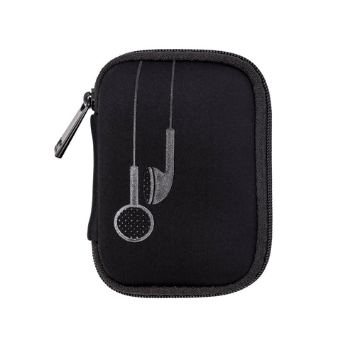 Ear Bud Case - Everleigh Onyx