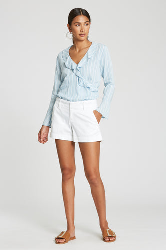 Dear John Hampton Comfort Short in Optical