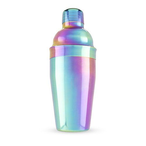 Blush 18 oz. Mirage Cocktail Shaker