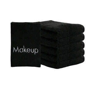 3 Pack of Coral Fleece Makeup Removal Towels