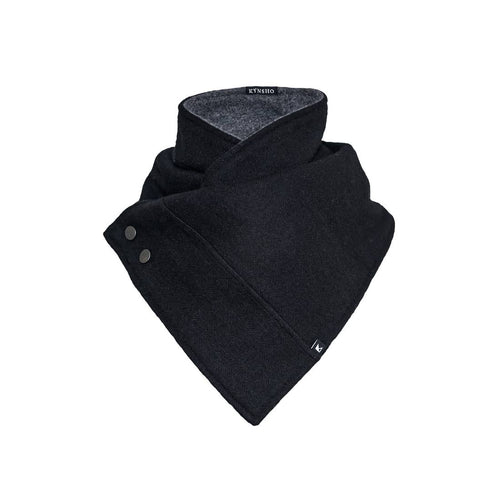 The Crossover Cowl - Charcoal Black - Face Protection