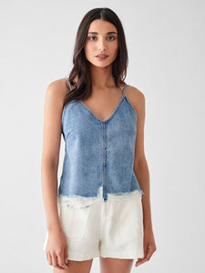 DL1961 Evie Camisole Top in Olema