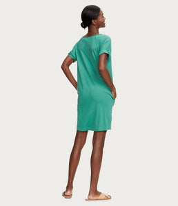 Michael Stars Cara Tee Dress in Palm