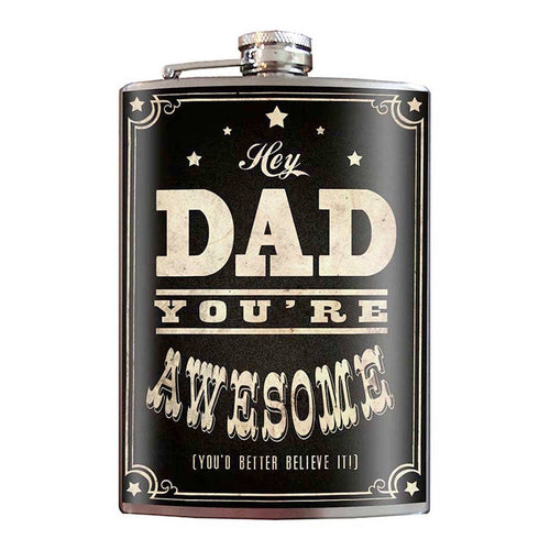 Flask - Awesome Dad