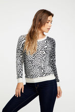 Load image into Gallery viewer, Chaser Brand Cheetah Print Pullover