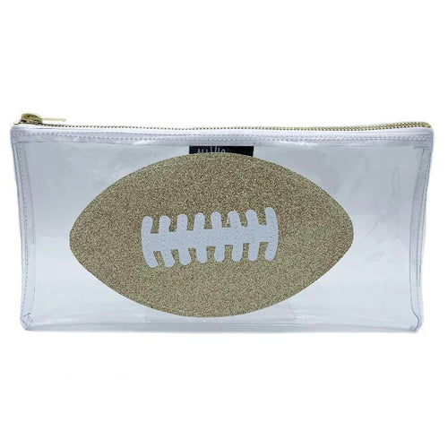 Julie Mollo Classic Football Clutch