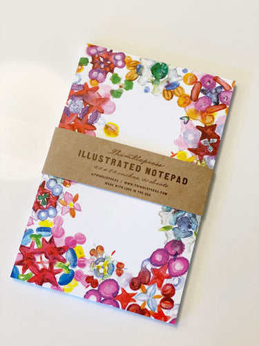 Kaleidoscope Notepad