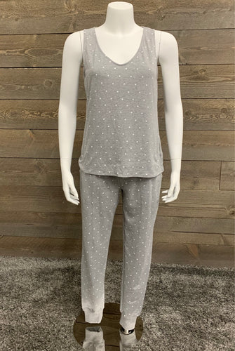 Splendid Tank and Jogger PJ Set