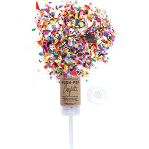 Push-Pop ConfettiTM Single Pop