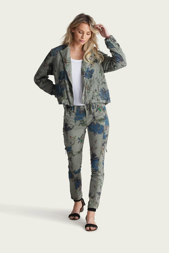 Marrakech Harper Quilted Sateen Jacket