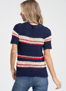 Taylor Knitted Top