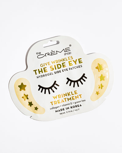 The Creme Shop Hydrogel Side Eye Patches
