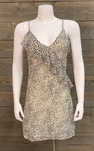 Load image into Gallery viewer, Crescent Harper Animal Print Dress - Final Sale