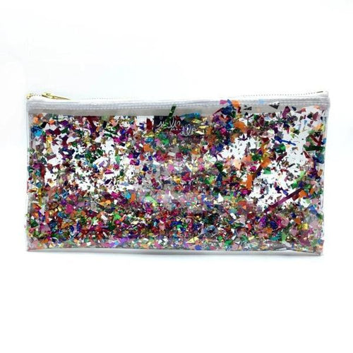 Julie Mollo Confetti Clutch