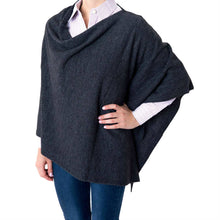 Load image into Gallery viewer, Essential Poncho Wrap - Plus Size • Grete