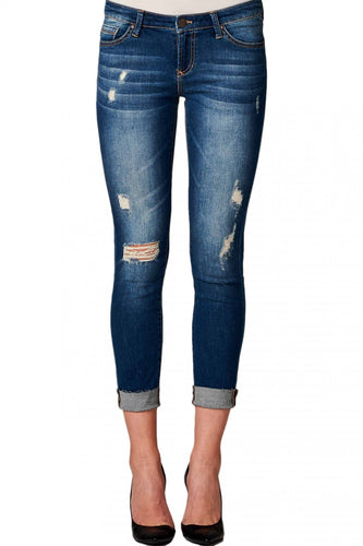 Dear John Joyrich Ankle Skinny in Harvey