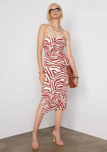 Load image into Gallery viewer, Tart Collections Kris Dress in Zebra