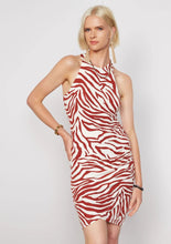 Load image into Gallery viewer, Tart Collections Edie Dress in Zebra