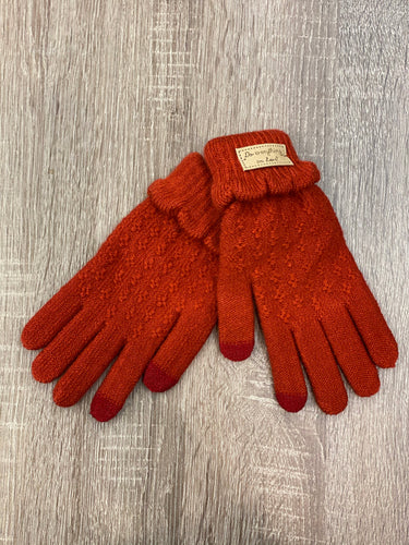 Ruffle Gloves - Two Colors