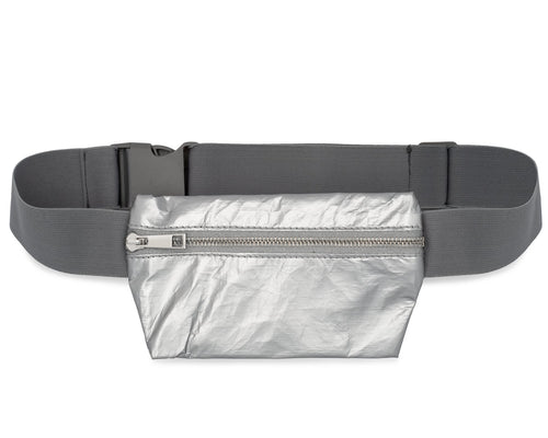 Hi Love Travel Invisible Pack in Metallic Silver