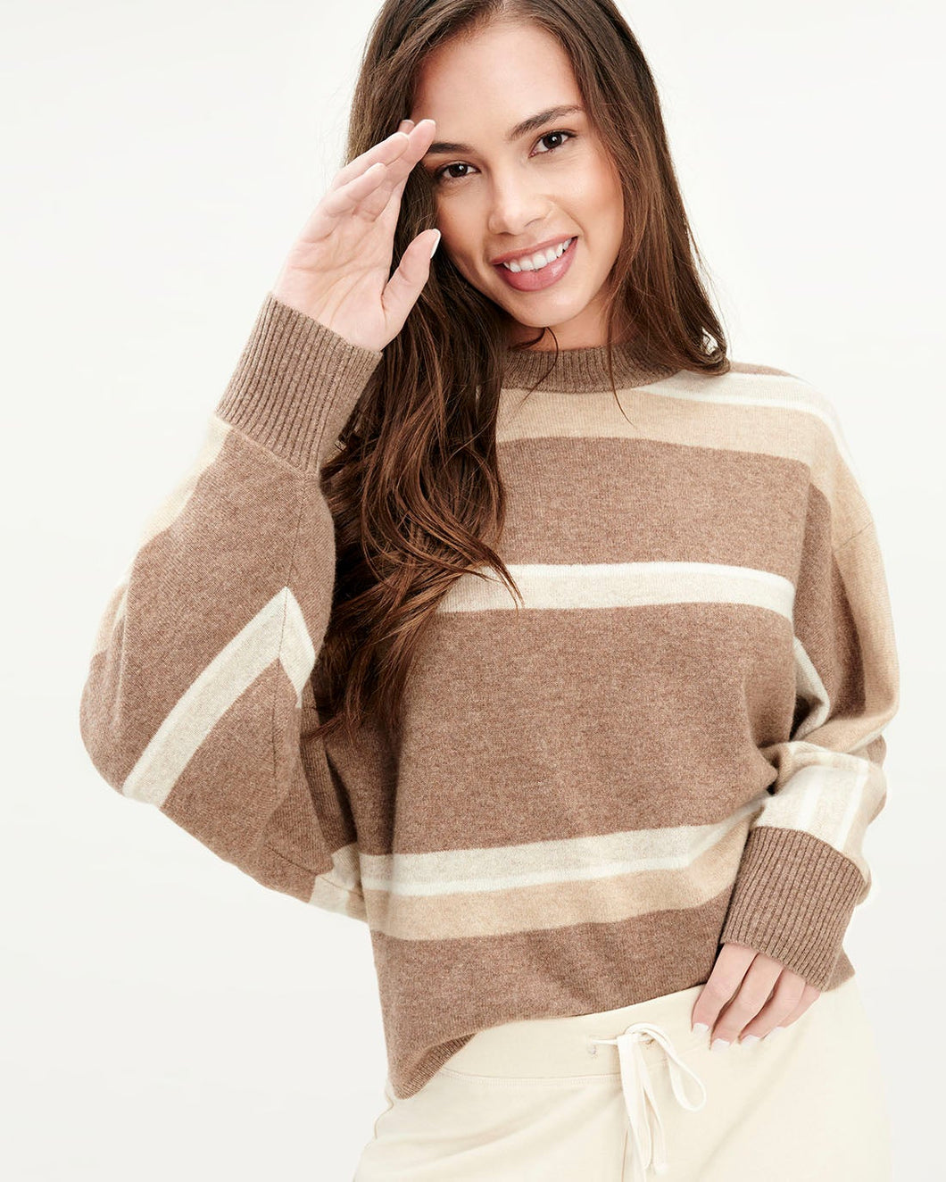 Splendid Avalon Stripe Sweater