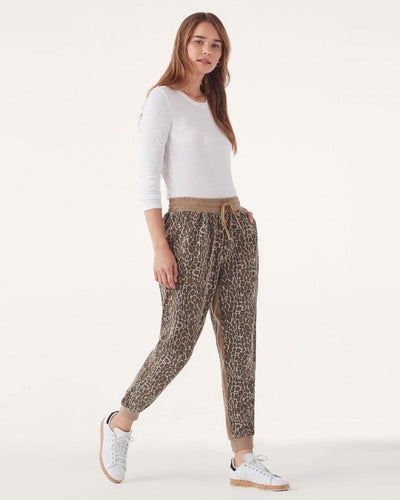 Splendid Leopard Boardwalk Joggers