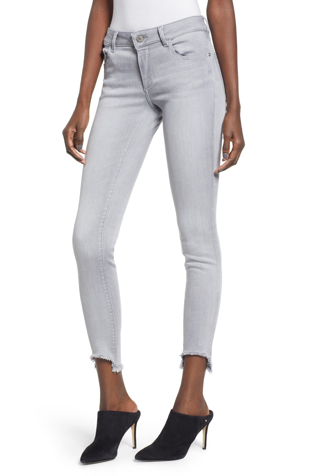 DL1961 Emma Low Rise Skinny Jean in Ronan Grey