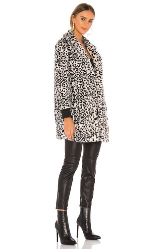 Jack by BB Dakota Top Cat Coat