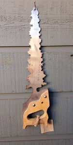Small Tree Saw