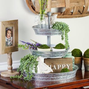 3 Basic Tips for Decorating a 3 Tier Tray