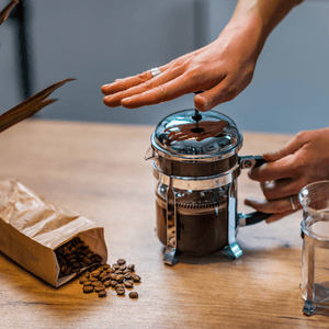 Making the Perfect Cup of French Press Coffee