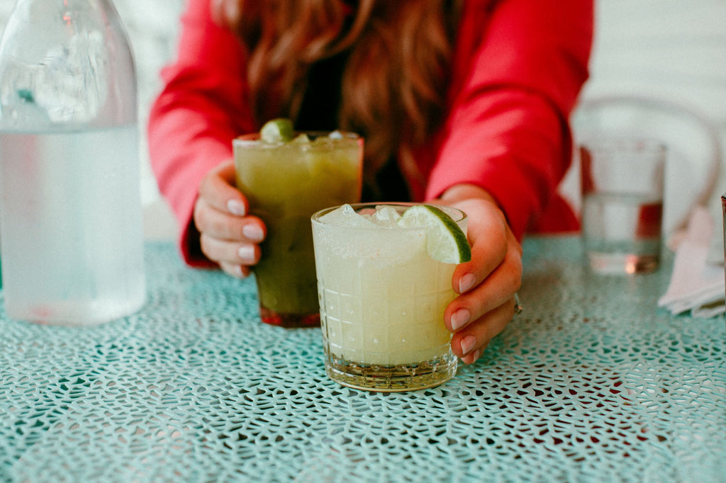 The Perfect Margarita Bar for Your Tiered Stand