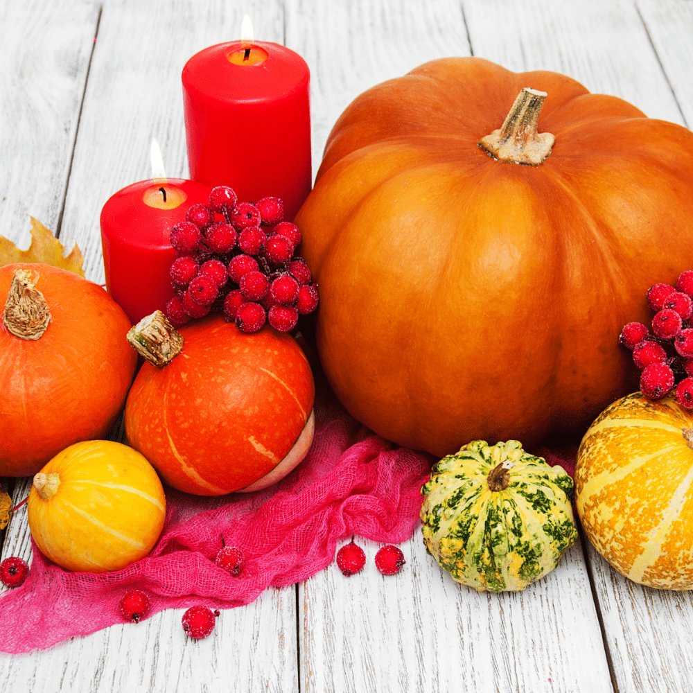 Decorating Your Serving Tray for Fall
