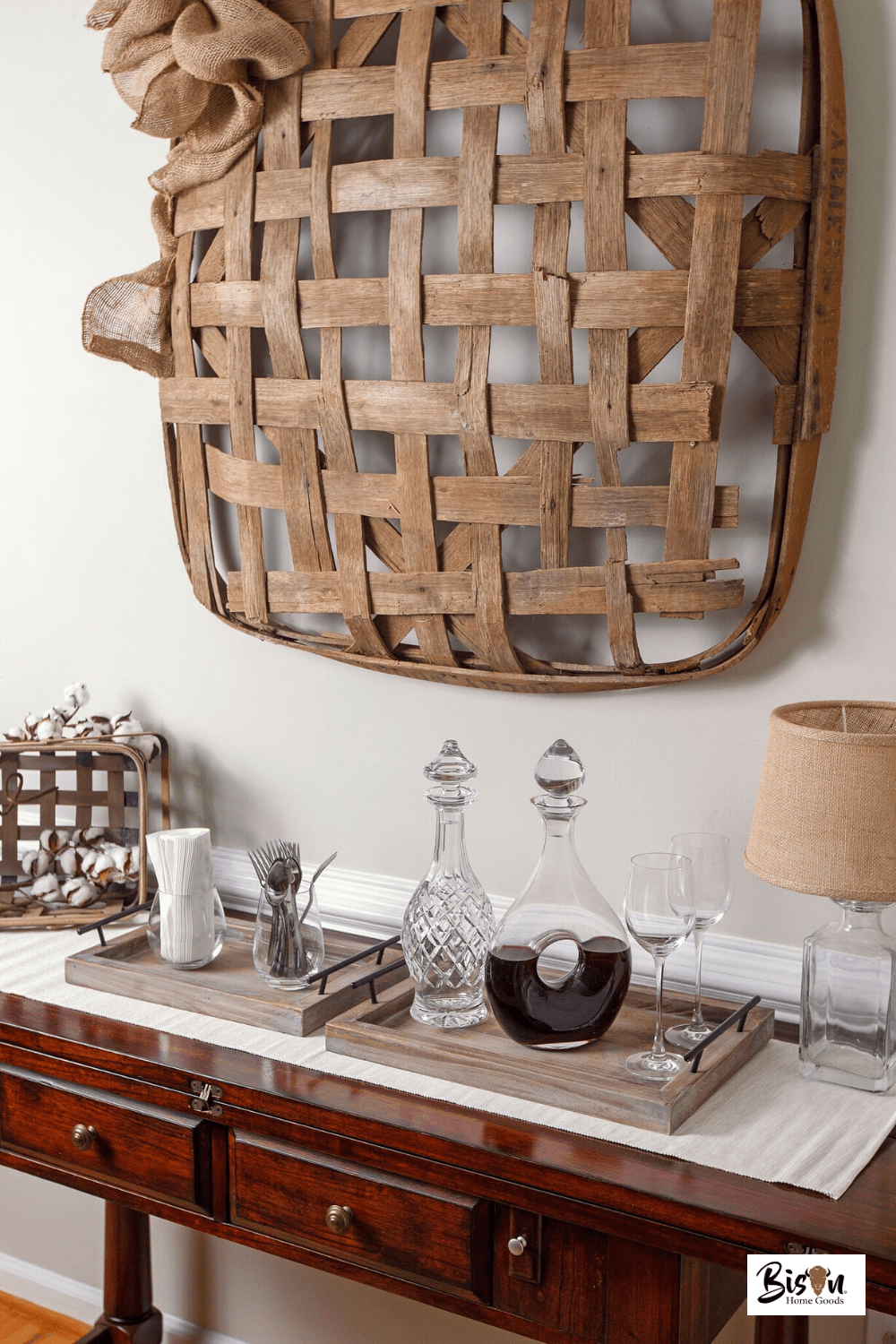 3 Ways to Style Your Nesting Trays