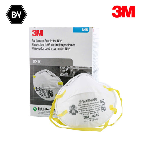 N95 Particulate Respirator 8210