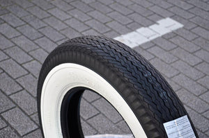 "Firestone 500/525-16 ""2 1/4inch"" Whitewall"