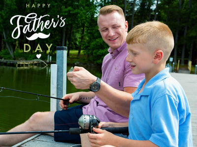 Give Dad Great Memories For Father's Day