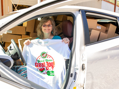 Operation Christmas Child Guest Feature: Nancy Guess